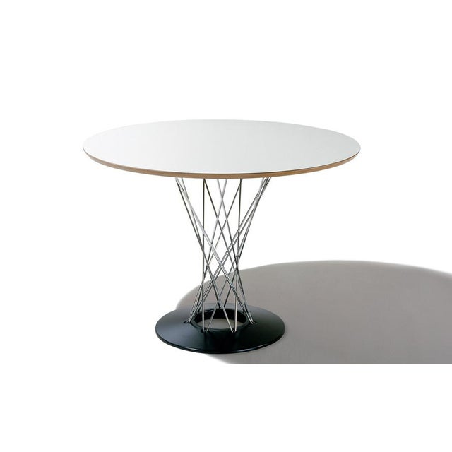 Mid-Century Modern Knoll Noguchi Cyclone Dining Table For Sale - Image 9 of 9