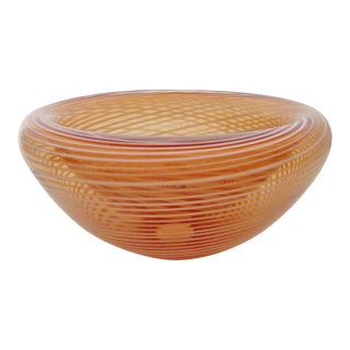 Jody Fine Art Glass Bowl