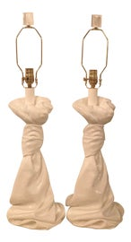 Image of Neoclassical Revival Table Lamps