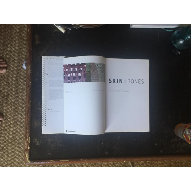 """Modern """"Skin + Bones: Parallel Practices in Fashion and Architecture"""" Book For Sale - Image 3 of 5"""