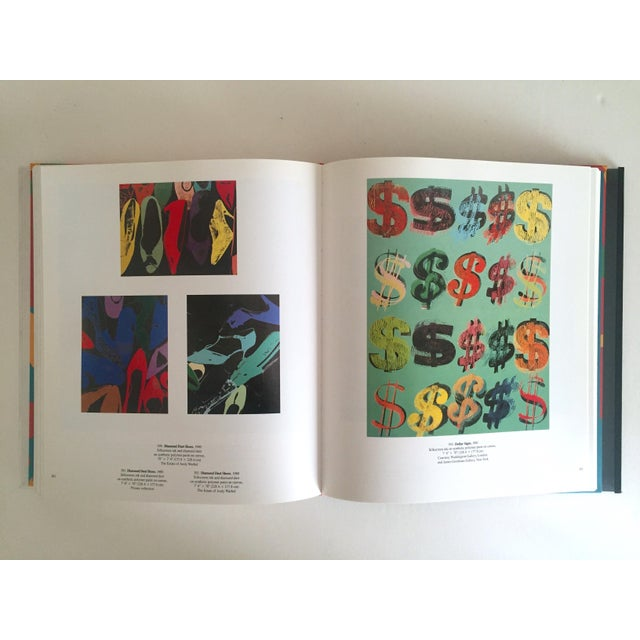 """Andy Warhol a Retrospective"" Rare 1st Edition 1989 MoMA Exhbtn Collector's Art Book For Sale In New York - Image 6 of 11"