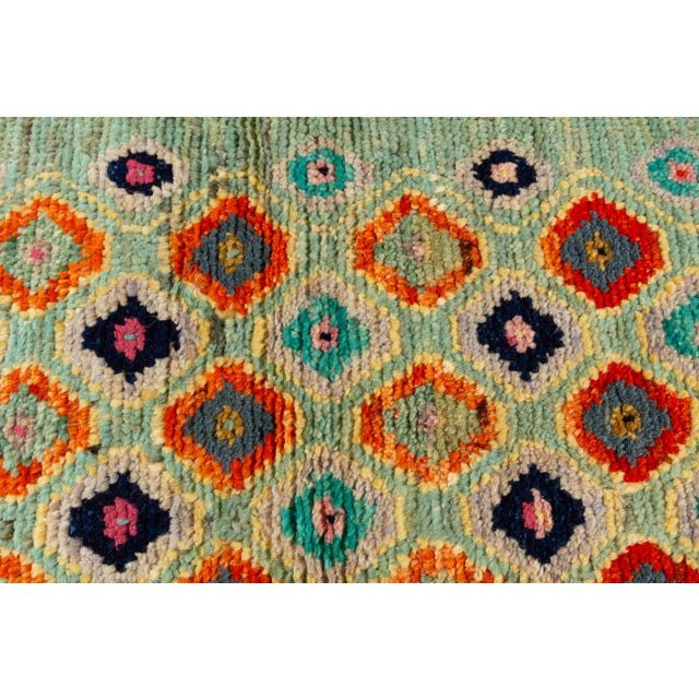 "Textile Modern Gabbeh Rug, 1'11"" X 5'4"" For Sale - Image 7 of 8"