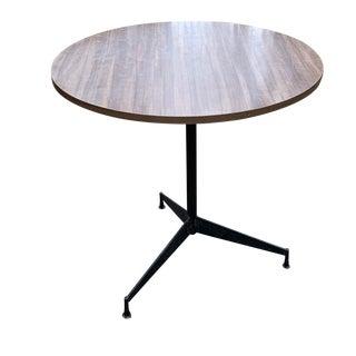 1950s Mid-Century Modern Paul McCobb Cafe Table For Sale