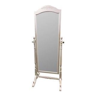 Vintage Standing Tall Mirror