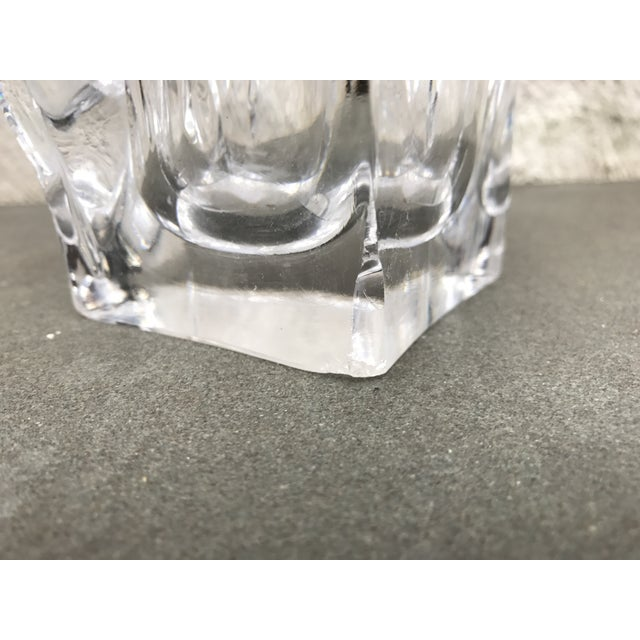 Scandinavian Style Glass Vase - Image 7 of 7