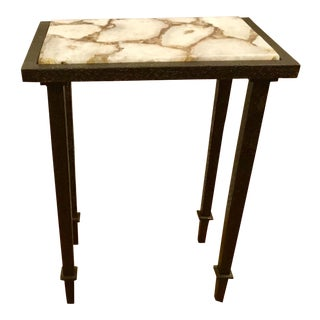 Modern Studio A Grand Hall Accent Table For Sale