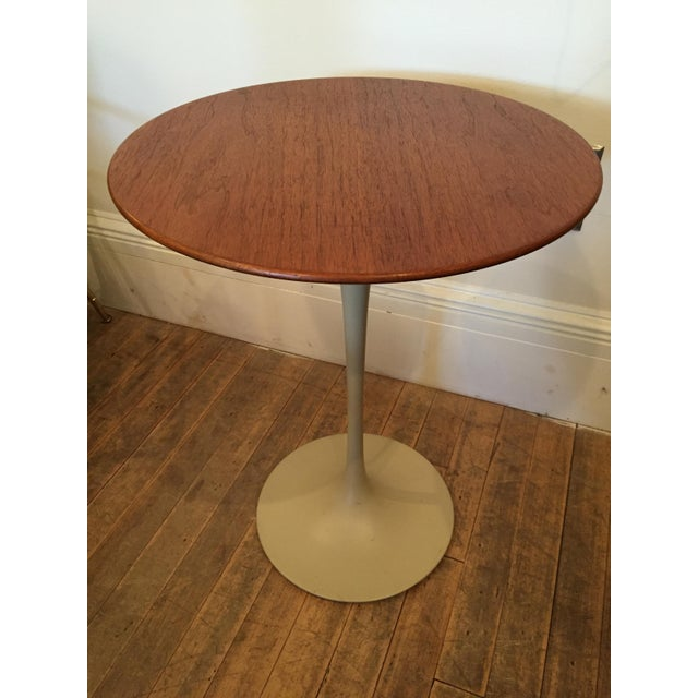 Saarinen for Knoll Tulip Table For Sale In Philadelphia - Image 6 of 8