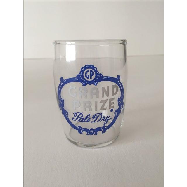 Vintage 1950's Grand Prize Beer Barrel Glasses - 4 - Image 6 of 7