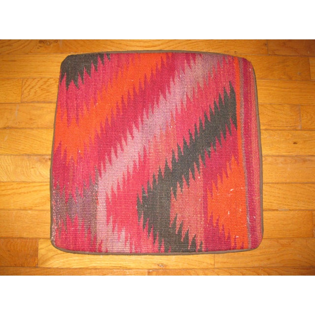 Islamic Vintage Kilim Pillow Cases - Set of 4 For Sale - Image 3 of 6