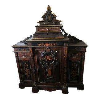 C. 1870s Renaissance Revival Cabinet