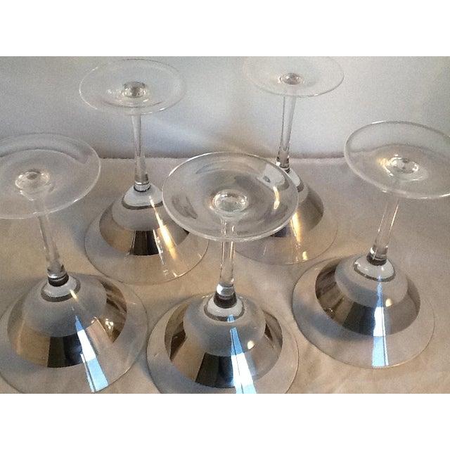 Dorothy Thorpe Martini Glasses - Set of 5 - Image 4 of 5