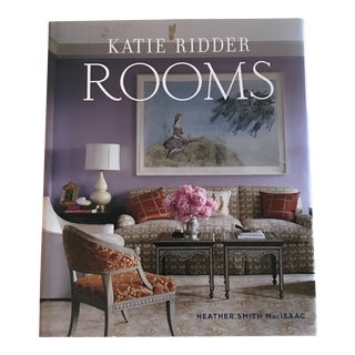 Rooms Book by Katie Ridder For Sale