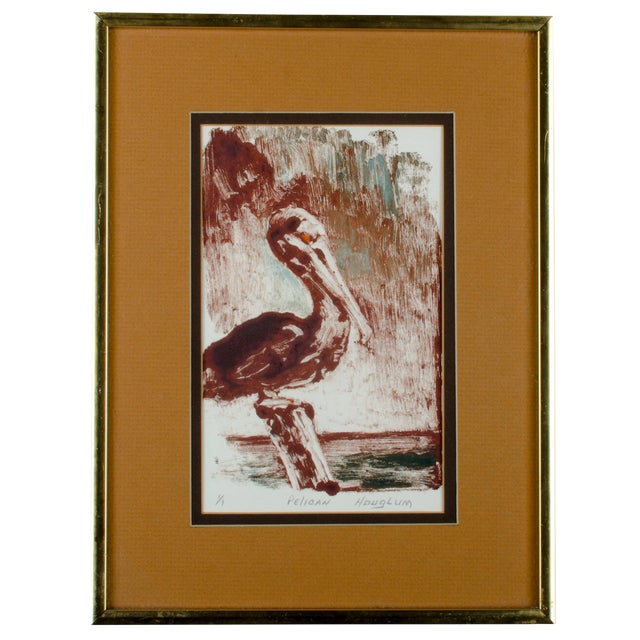 Jon Houglum - Pelican, 1981 For Sale