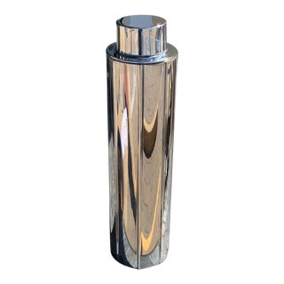 1930s Norman Bel Geddes Skyscraper Cocktail Shaker For Sale