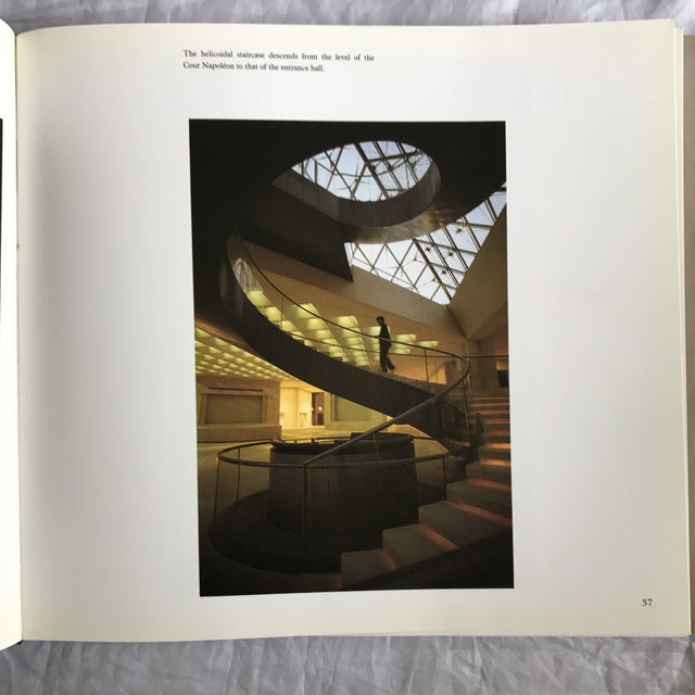 """""""The Grand Louvre"""" First Edition Art Book For Sale In Los Angeles - Image 6 of 9"""