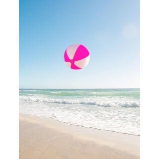 """""""Summer Fun"""" Contemporary Seascape Photograph"""