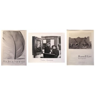 Black and White Photography Exhibition Posters - 3