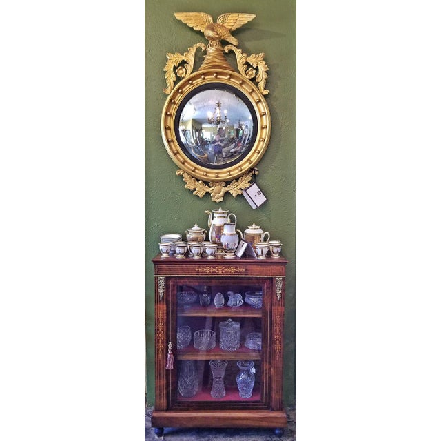 19c French Louis XVI Style Vitrine For Sale - Image 10 of 13