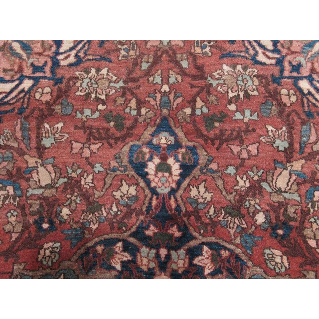 Isfahan Rug For Sale - Image 4 of 7