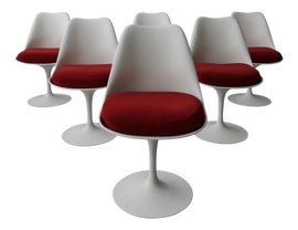 Image of Knoll International Dining Chairs