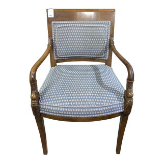 Century Furniture Dolphin Dining Chair For Sale