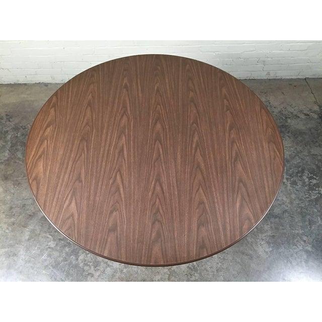 Burke Mid-Century Modern Tulip Based Dining Table - Image 4 of 6