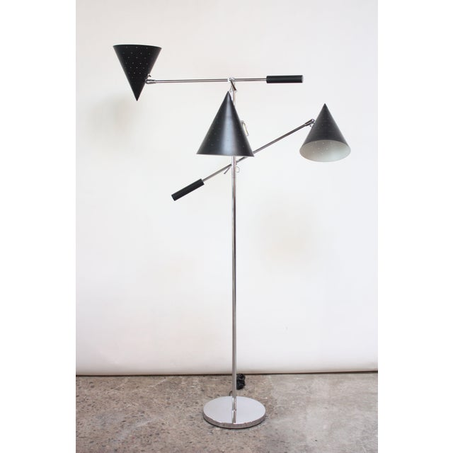Triennale Style Floor Lamp by Lightolier For Sale - Image 12 of 12
