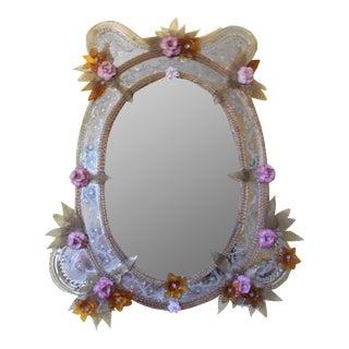 19th Century Italian Venetian Wall Mirror