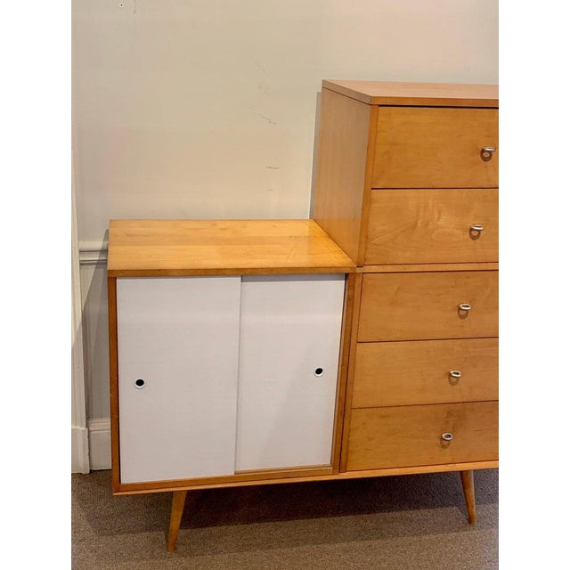 Mid 20th Century Paul McCobb Modular Cabinet or Dresser for the Planner Group For Sale - Image 5 of 13