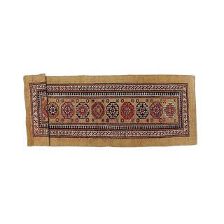 Early 20th Century Antique Bakhshaish Rug - 3′10″ × 11′7″ For Sale