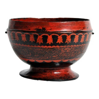 Lacquerware Bowl For Sale