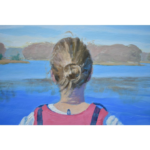 Modern Painting, The Journey by Stephen Remick For Sale In Providence - Image 6 of 13