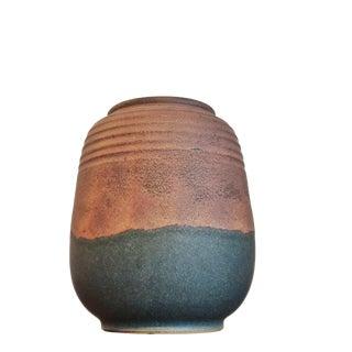 Silberdistel Keramik Vase Nr. 2/15 For Sale