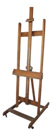 Image of Brown Easels