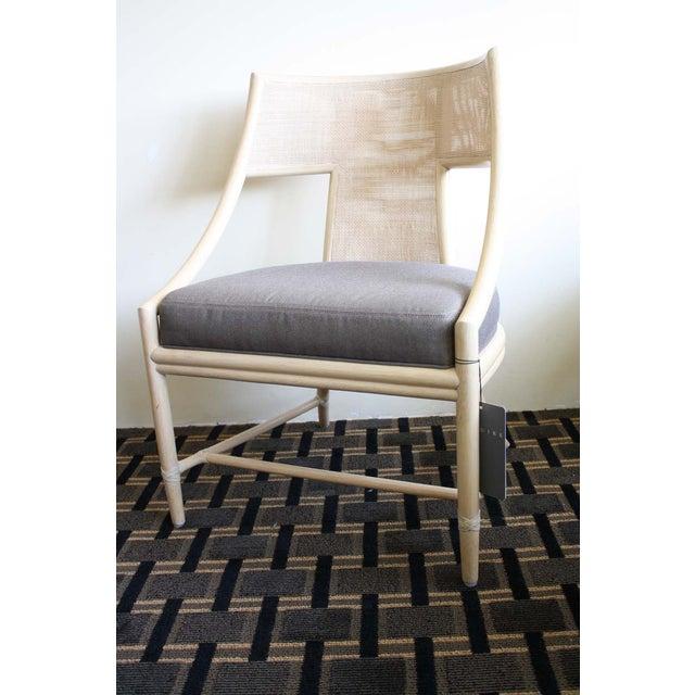 Barbara Barry Beechwood Arm Chair - Image 3 of 7