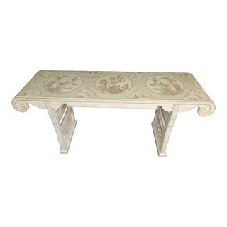 Drexel Ming Treasures Alter Table For Sale