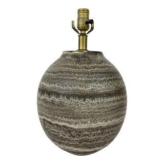 1960s Mid-Century Design Technics Ball Form Table Lamp For Sale