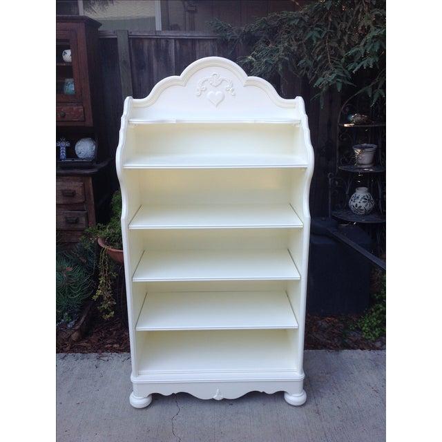 Lexington White Painted Bookcase - Image 2 of 5