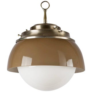 "Rare ""Jota"" Pendant Lamp by Emma Schweinberger for Artemide"
