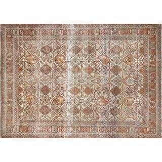 "Nalbandian - 1930s Persian Joshagon Carpet - 8' X 11'5"" For Sale"