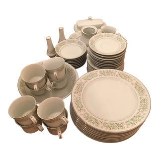 Taihei 'Springtime' Fine China Dinnerware For Sale