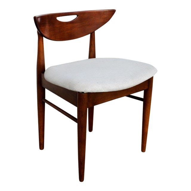 Mid-Century Danish Accent Chair - Image 1 of 8