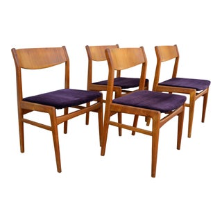 Folk Ohlsson for Dux Dinning Chairs - Set of 4 Preview