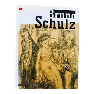 Bruno Schulz, First Edition Book For Sale