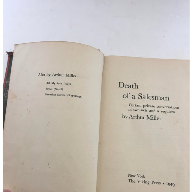 Death of a Salesman (First Book Club Edition) - Image 6 of 6