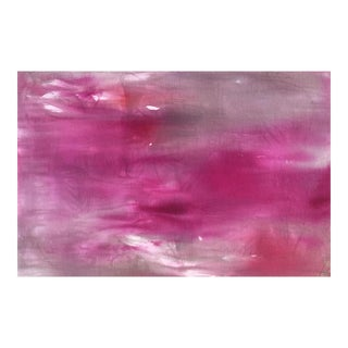 """""""Southern Sunset"""" by Trixie Pitts Large Abstract Expressionist Painting"""