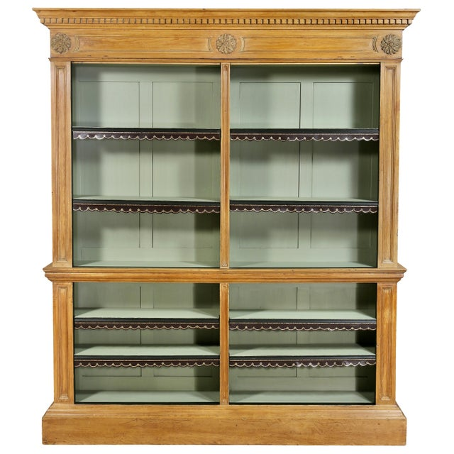 George III Pine Bookcase For Sale - Image 12 of 12