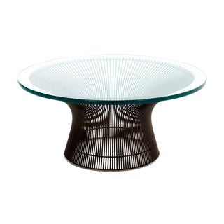 Warren Platner Coffee Table For Sale