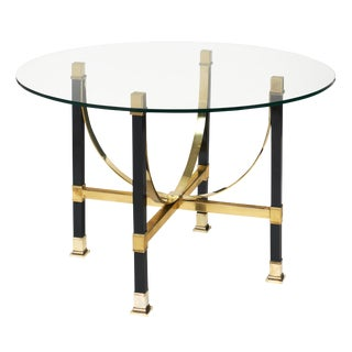 Mid-Century Modern French Dining Table by Maison Raphael