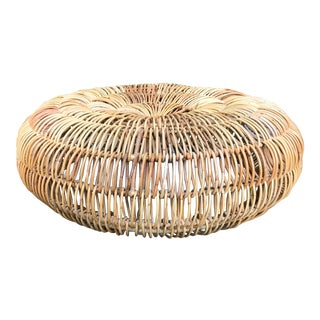 Franco Albini Low Ottoman For Sale